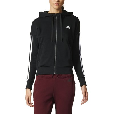 Adidas Performance sweat à capuche - blanc
