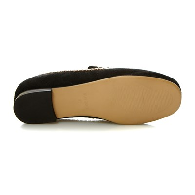 SUNCOO Harry - Mocassins - noir