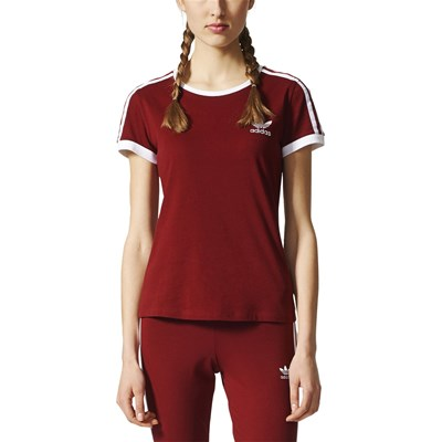 Adidas Originals tops, t-Shirts - bordeaux