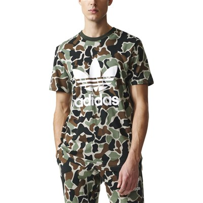 Adidas Originals tops, t-Shirts - kaki
