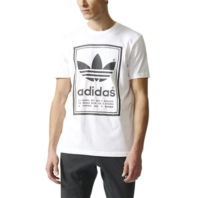 Adidas Originals tops, t-Shirts - blanc
