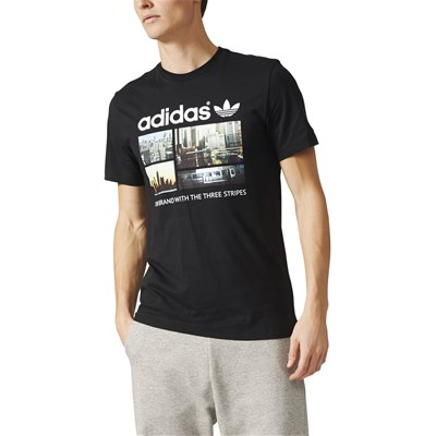 Adidas Originals tops, t-Shirts - noir