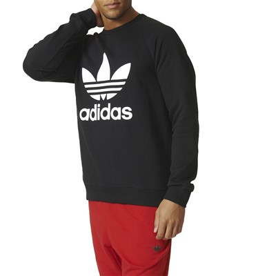 Adidas Originals sweat-Shirt - noir