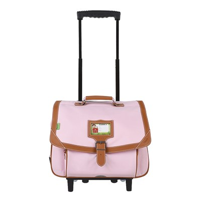 TANN'S Les incontournables - Trolley - rosa