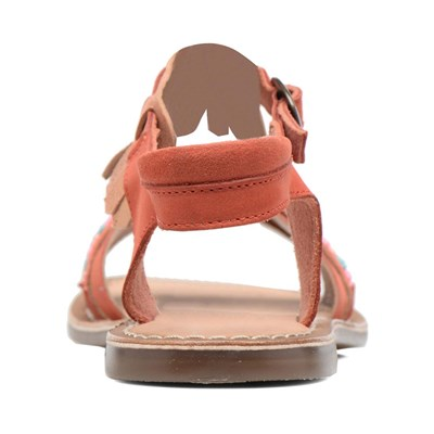 KICKERS Dixie - Ledersandalen - orange