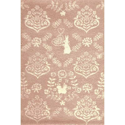 Art For kids tapis enfant - rose