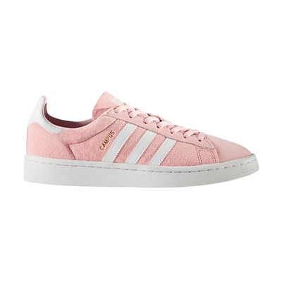 Adidas Originals campus - baskets en cuir - rose