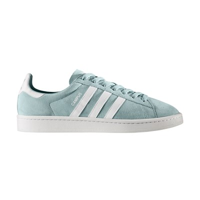 Adidas Originals campus - baskets en cuir - bleu clair