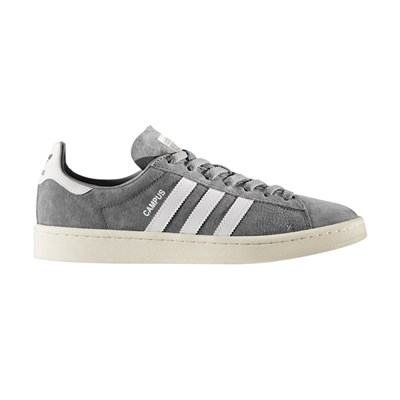 Adidas Originals campus - baskets en cuir - gris souris