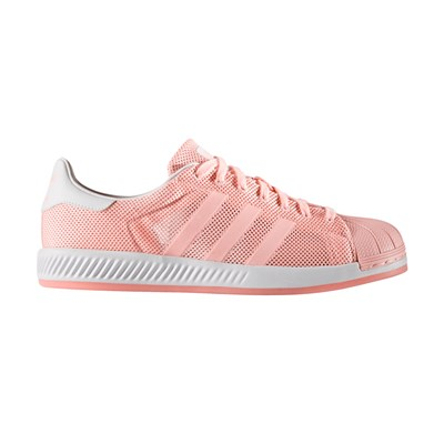 Adidas Originals superstar bounce - baskets - poudre