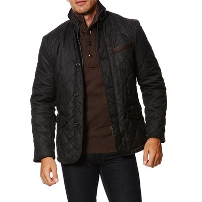 Barbour Land rover veste - charbon
