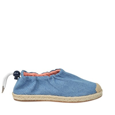 Acne Studios gina - escarpins - denim bleu