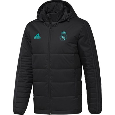 Adidas Performance real de madrid - doudoune - noir