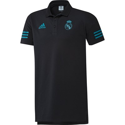 Adidas Performance real de madrid - polo manches courtes - noir