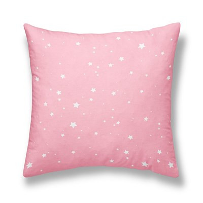 Ifilhome Coussin carré - rose