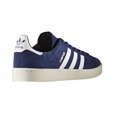 ADIDAS ORIGINALS CAMPUS - Baskets en cuir - bleu