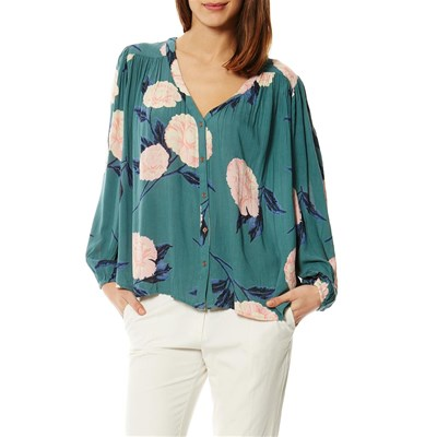 Billabong Blowing breeze - blouse - bleu