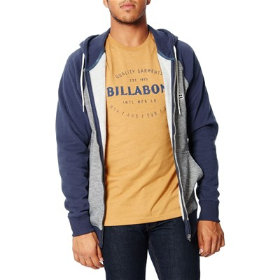 Billabong Balance zip up - sweat à capuche - bicolore