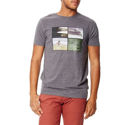 Billabong Dream tatsuo tee ss - t-shirt manches courtes - noir