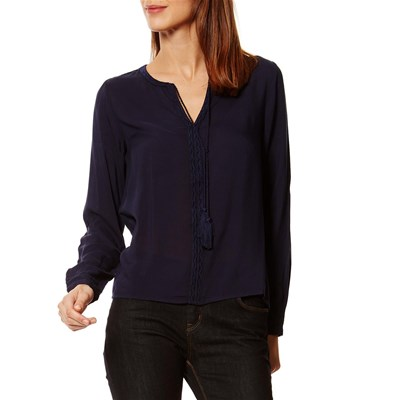 Best Mountain blouse - bleu marine