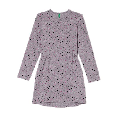 Benetton Robe courte - bicolore