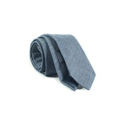 Yikes Ties cravate - gris chine