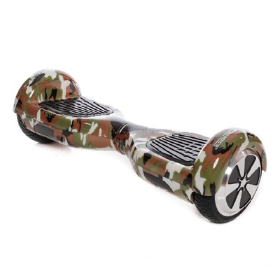 Geographical Norway hoverboard - 500w x2 - army