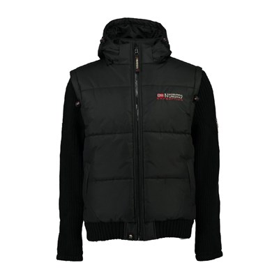 Geographical Norway Crumberry - Doudoune courte - noir