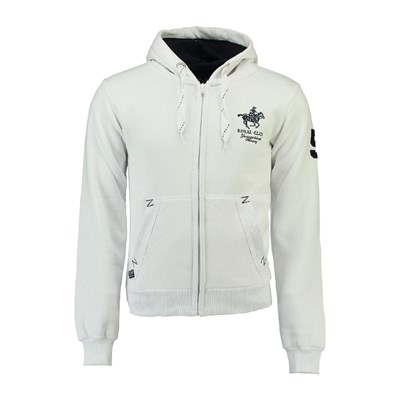 Geographical Norway Gampai - Sweat à capuche - blanc