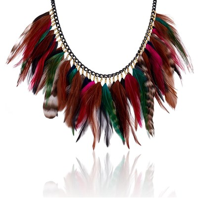 Indian Summer collier - multicolore