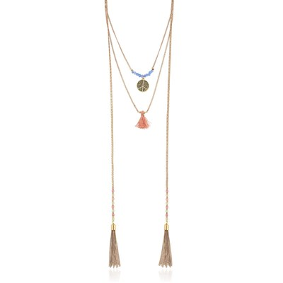 Indian Summer collier - doré