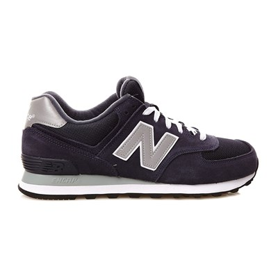 NEW BALANCE M574 D - Baskets - bleu marine