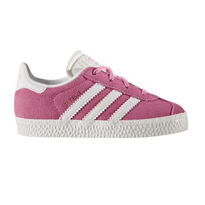 Adidas Originals gazelle - baskets en cuir - rose
