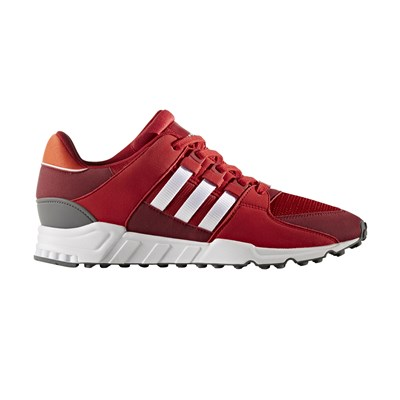 Adidas Originals eqt support - baskets mode - rouge