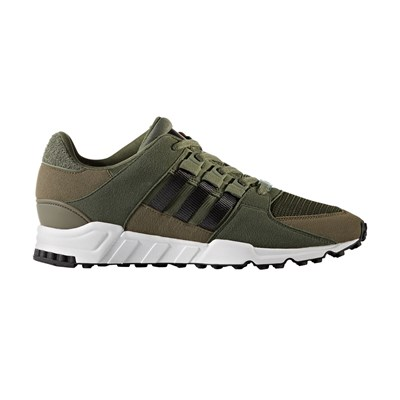 Adidas Originals eqt support - baskets mode - kaki