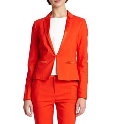Veste De Tailleur  Orange