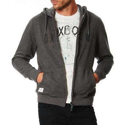 Oxbow Selkirk - sweat à capuche - anthracite