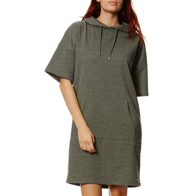 Noisy May Willow - Robe sweat - gris