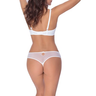 Push up Kalisi Roza Bianco Reggiseno tw8Eq8B6x