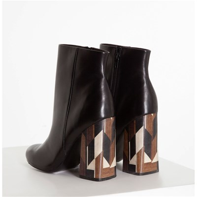 MORGAN Boots, Bottines - noir