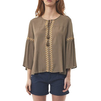 Best Mountain blouse - kaki