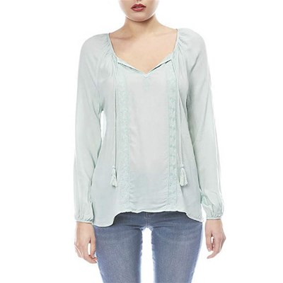 Best Mountain blouse - jade