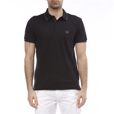 Best Mountain polo piqué - noir