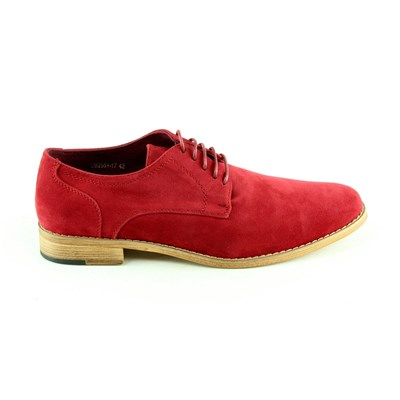 UOMO Derbies - rouge