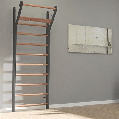 WATERROWER Espalier Wallbars - marron