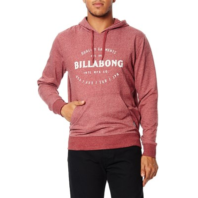 Billabong Brewery hood - sweat à capuche - rouge