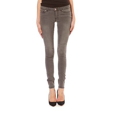 Noisy May Skinny Grigio Eve Jeans rpYp0fqW