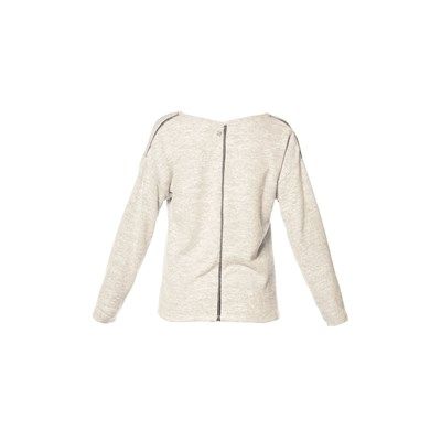 Deeluxe Charly - pull - gris chine