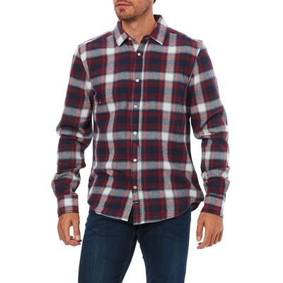 RMS 26 Chemise manches longues - rouge