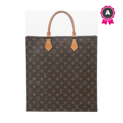 LOUIS VUITTON Shopping bag - Tela Monogram